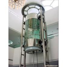 Panoramik Asansör 16